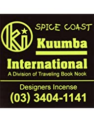 KUUMBA / クンバ『incense』(SPICE COAST) (Regular size)