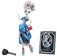 Monster High Scary Tale Dolls Frankie Stein [Floral] [並行輸入品]