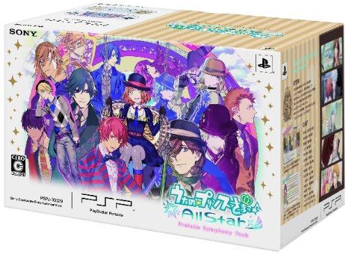 PSP R  プレイステーション ポータブル   うたの プリンスさまっ All Star Prelude Symphony Pack