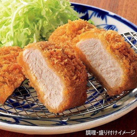 三元豚の厚切りヒレカツ 12個 【冷凍】/味の素(6袋)