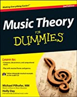 Music Theory For Dummies, with Audio CD (For Dummies Series)