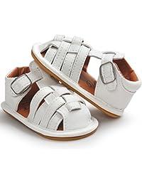 Lutents ベビー 赤ちゃん 子供 サンダル シューズ 歩行靴 真夏靴 出産祝いギフト マジックテープ 滑り止め 可愛い おしゃれ