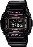 [カシオ]CASIO 腕時計 BABY-G Tripper 世界6局電波対応ソーラーウォッチ BGD-5000-1JF レディース