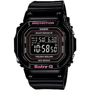[カシオ]CASIO 腕時計 BABY-G ベビージー 電波ソーラー BGD-5000-1JF レディース