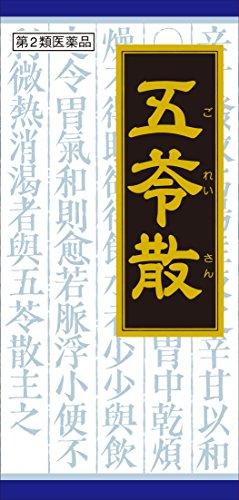 (医薬品画像)「クラシエ」漢方五苓散料エキス顆粒
