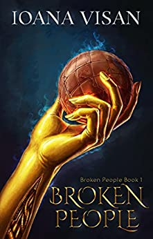 Broken People by [Visan, Ioana]