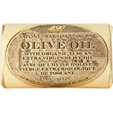 Saponerire Fissi レトロシリーズ Bar Soap バーソープ 300g Olive Oil オリーブオイル