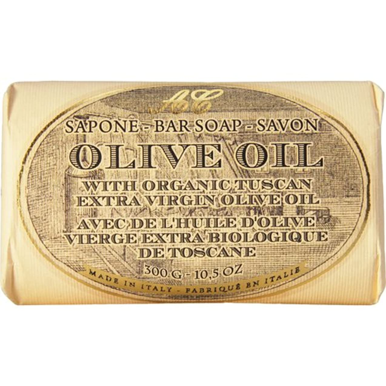 身元特権的生理Saponerire Fissi レトロシリーズ Bar Soap バーソープ 300g Olive Oil オリーブオイル