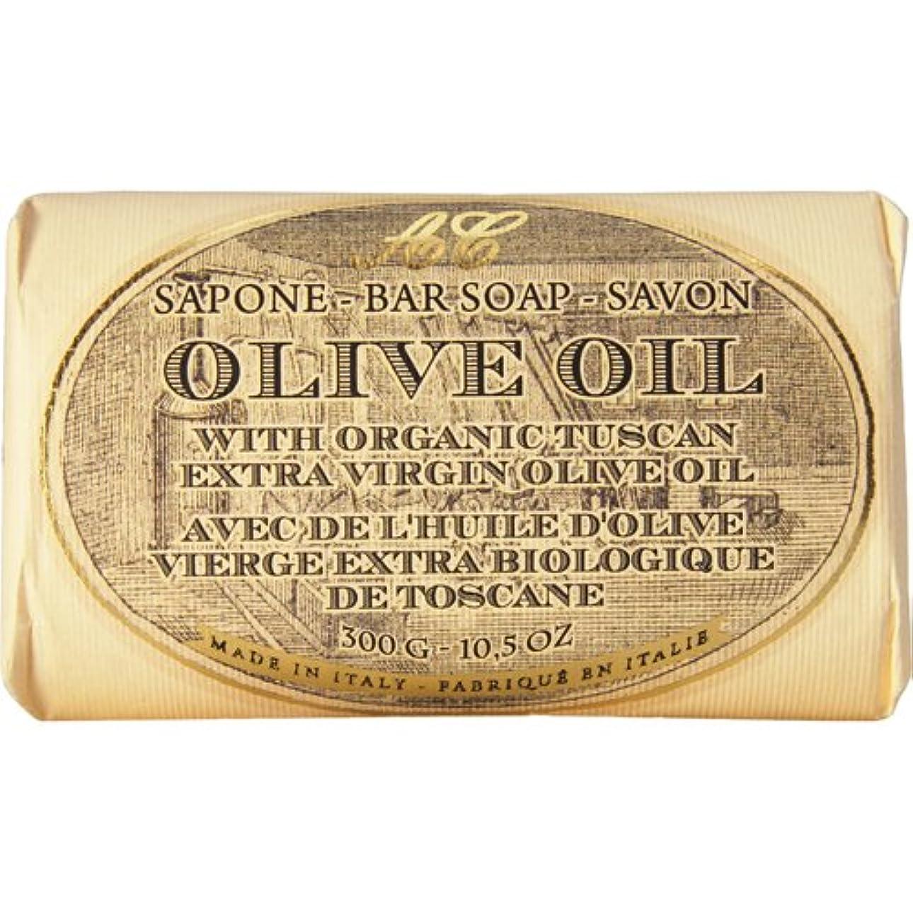 小数どれでも恥Saponerire Fissi レトロシリーズ Bar Soap バーソープ 300g Olive Oil オリーブオイル