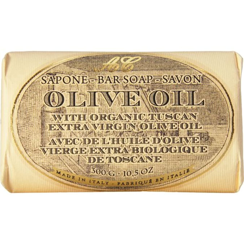 スリラー感情のサポートSaponerire Fissi レトロシリーズ Bar Soap バーソープ 300g Olive Oil オリーブオイル
