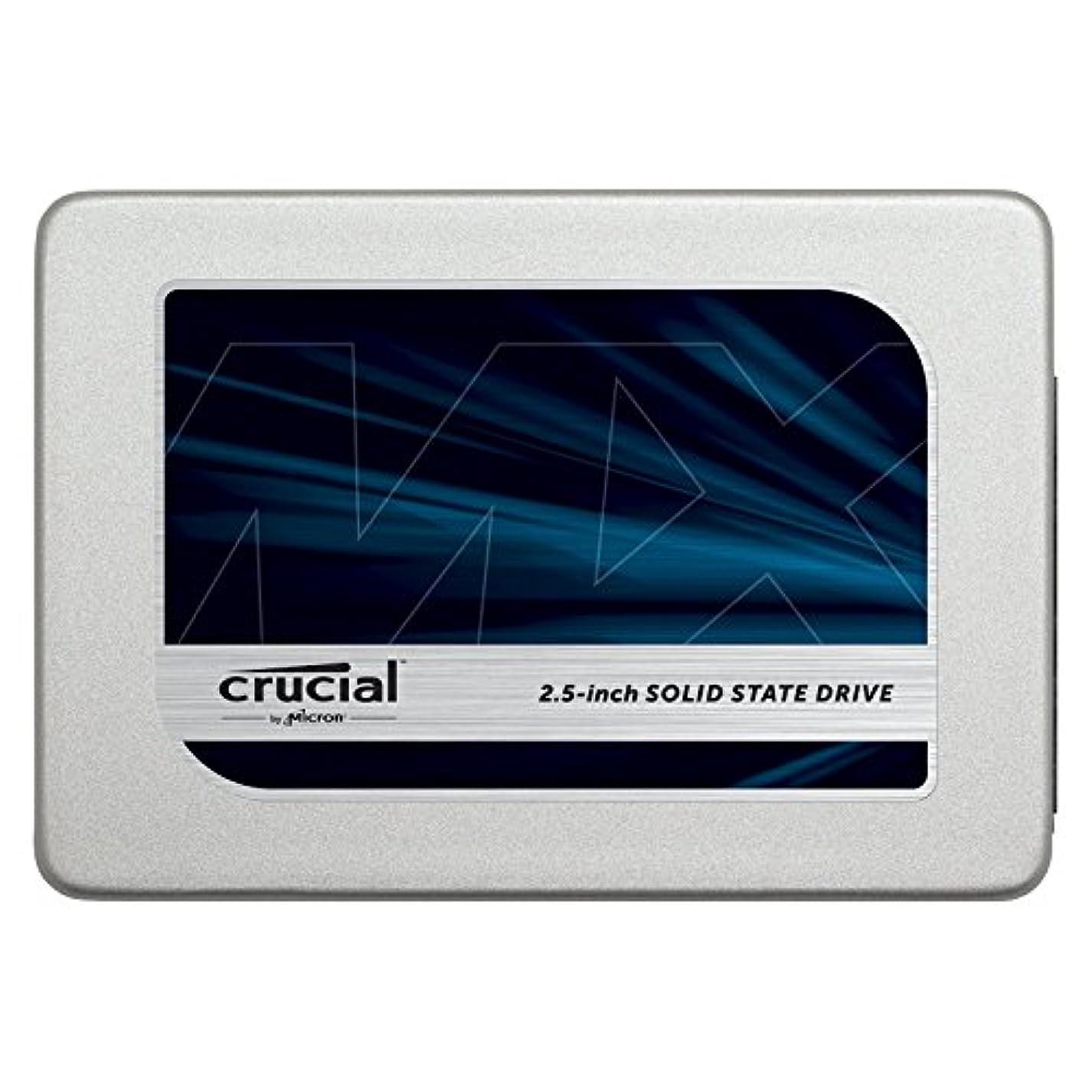 苦遠え牧師(525GB, 2.5 Inch) - Crucial MX300 525GB 2.5 inch SSD 7mm & 9.5mm adaptor, 530MB/s reading & 510MB/s Writing 3 years