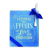 Demdaco Fruits of Loveカッティングボード、マルチカラー