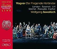 ワーグナー:歌劇《さまよえるオランダ人》[2枚組] 1959年 8月5日 バイロイト音楽祭ライヴ録音
