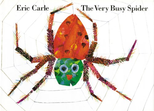 The Very Busy Spiderの詳細を見る