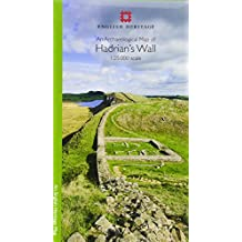 Archaeological Map Of Hadrian's Wall