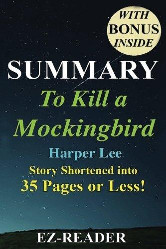 Summary - To Kill a Mockingbir...