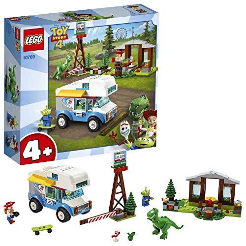 レゴ(LEGO) トイストーリー4 トイ・ストーリー4 RVバケーション 10769 ディズニー