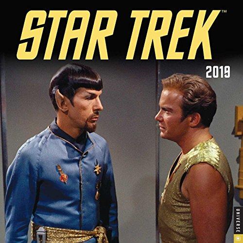 Star Trek 2019 Wall Calendar: ...