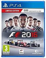 F1 2016限定版(PS4)