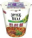 エースコック SPICE DELI 痺れる辛さのパクチー入り担担麺 91g×12個