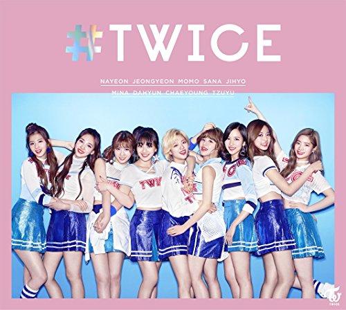 【Amazon.co.jp限定】#TWICE(初回限定盤A)(特典B3サイズポスター付き)