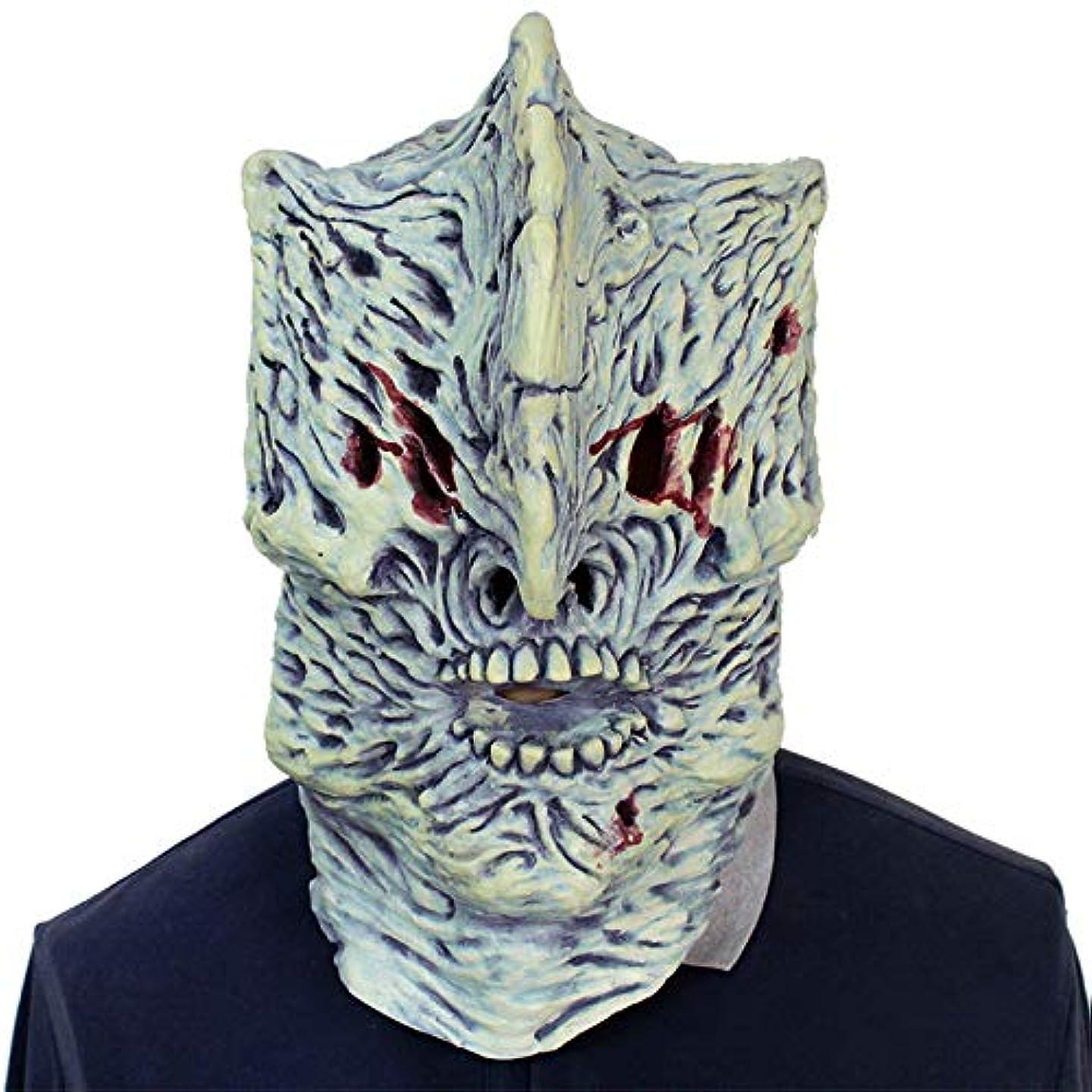 に渡ってくちばし疫病ハロウィーンボールお化け屋敷テロリストフード付きラテックスマスク