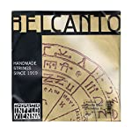 Belcanto ベルカント コントラバス弦  H線 ロープコア 3/4  クロム BC65