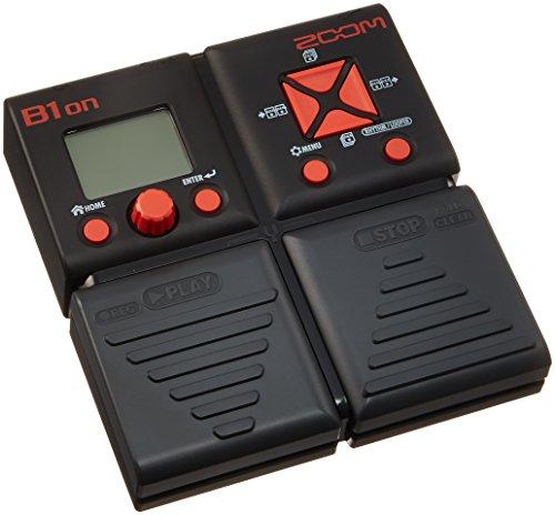 ZOOM ベースマルチエフェクトプロセッサー B1on