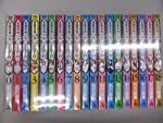 格闘美神(ファイティング・ビューティ)武龍(ウーロン) コミック 全18巻完結セット (ヤングサンデーコミックス)