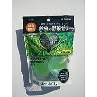(まとめ買い)フジコン 鈴虫の野菜ゼリー 16g×6個 B-109 【×10】
