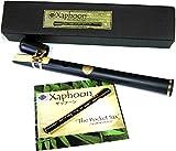Xaphoon ザフーン ポケットサックス ブラック ケースセット 日本語説明書付き 国内正規品