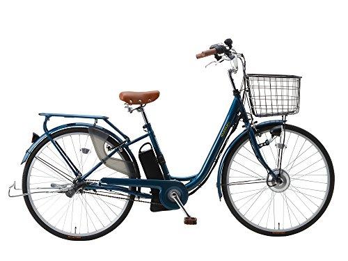 SUISUI(スイスイ) 軽快車電動アシスト自転車 BM-P1...