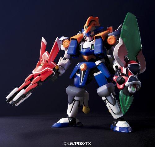 ダンボール戦機W(ダブル) LBX Zモード LBX Σオービス