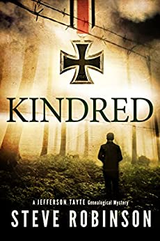 Kindred (Jefferson Tayte Genealogical Mystery Book 5) by [Robinson, Steve]