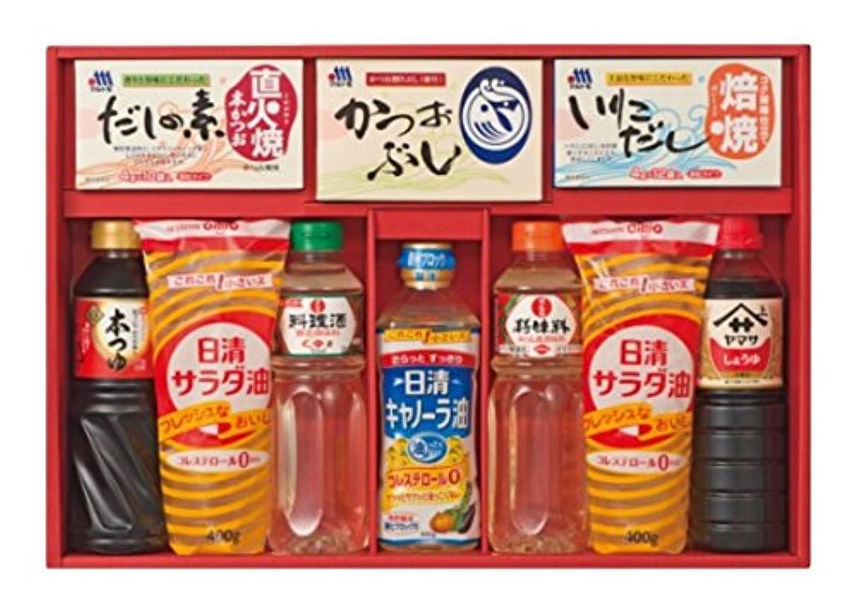 壮大海担保バラエティ調味料セット JI-C 16-0514-038