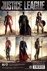 Justice League(ジャスティス・リーグ) ステッカー [インロック]