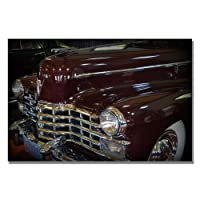 Trademark Art 1948 Cadillac-Series 75 キャンバスアート Michelle Calkins 30 by 47-Inch MC0165-C3047GG