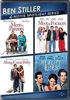 Ben Stiller 4-Movie Spotlight Series [DVD] [Import]