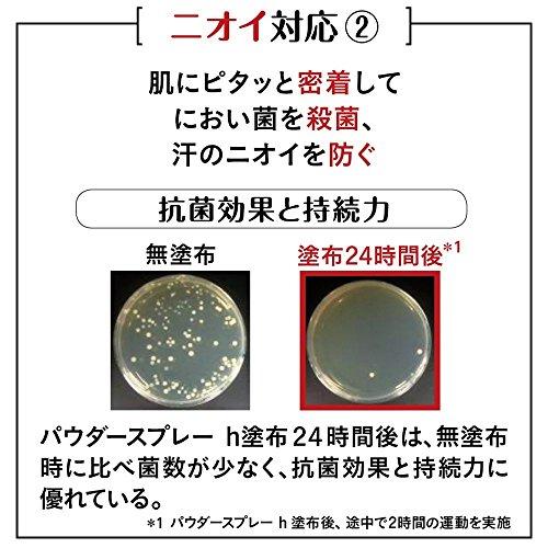 エージーデオ24 パウダースプレー 無香料 180g (医薬部外品)