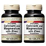 ライフスタイル(LIFE STYLE) カルシウム&マグネシウムwith亜鉛