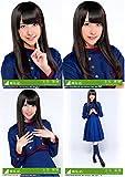 【土生瑞穂】 公式生写真 欅坂46 不協和音 封入特典 4種コンプ