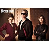 Doctor Who – TV Showポスター/印刷( The Magician 's Apprentice ) ( Dr。Who ) (サイズ: 36