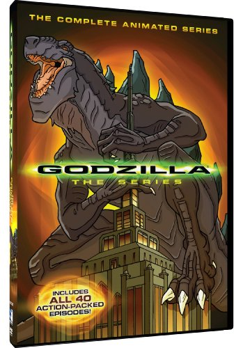 Godzilla: Complete Animated Series [DVD] [Import]