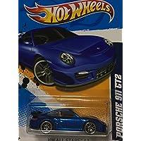 HOT WHEELS ホットウィール porsche 911 GT2 ポルシェ ブルー #124