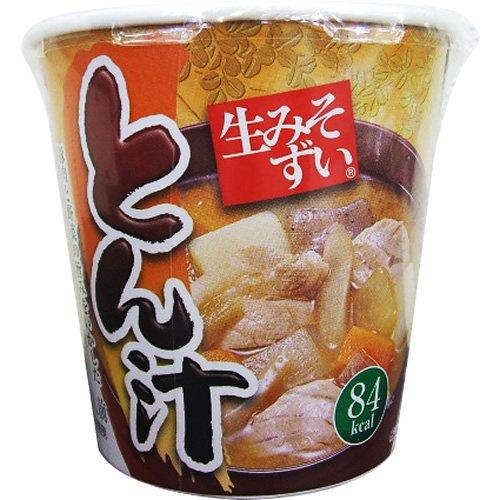 旭松食品 カップ生みそずいとん汁 75g×6個