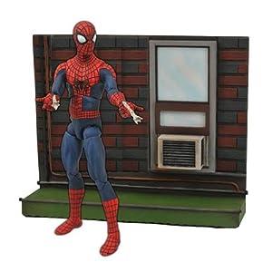 マーベルセレクト アメイジングスパイダーマン2 スパイダーマン/Marvel Select The Amazing Spider-man2(映画版)【並行輸入】