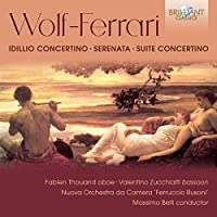 Idillio Concertino/Serena