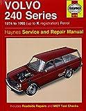 「ボルボ 240 (1974〜1993年)」の整備マニュアル