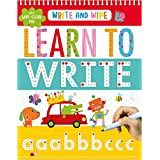 Write & Wipe Learn to Write