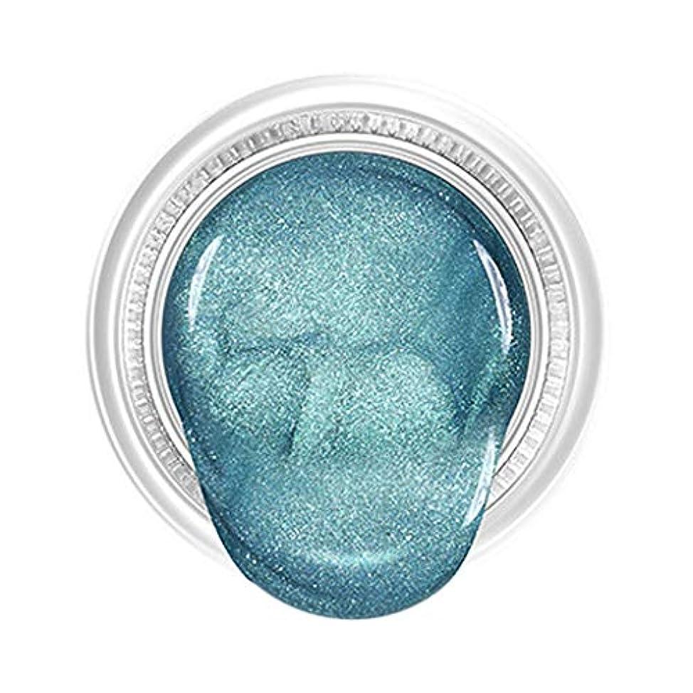 求めるの面では器用SM SunniMix アイシャドウ リキッド シマー キラキラ メイクアップ アイメイク 防水 高度着色 全5カラー - シアン